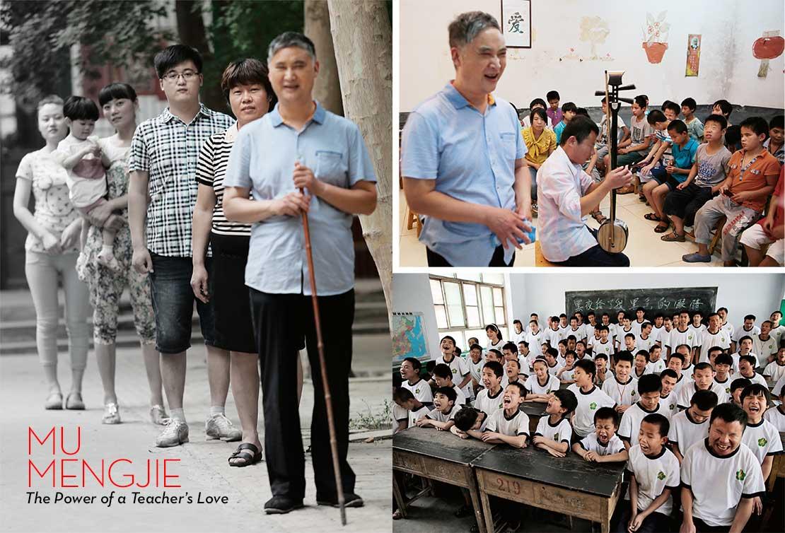 Teaxhing in China