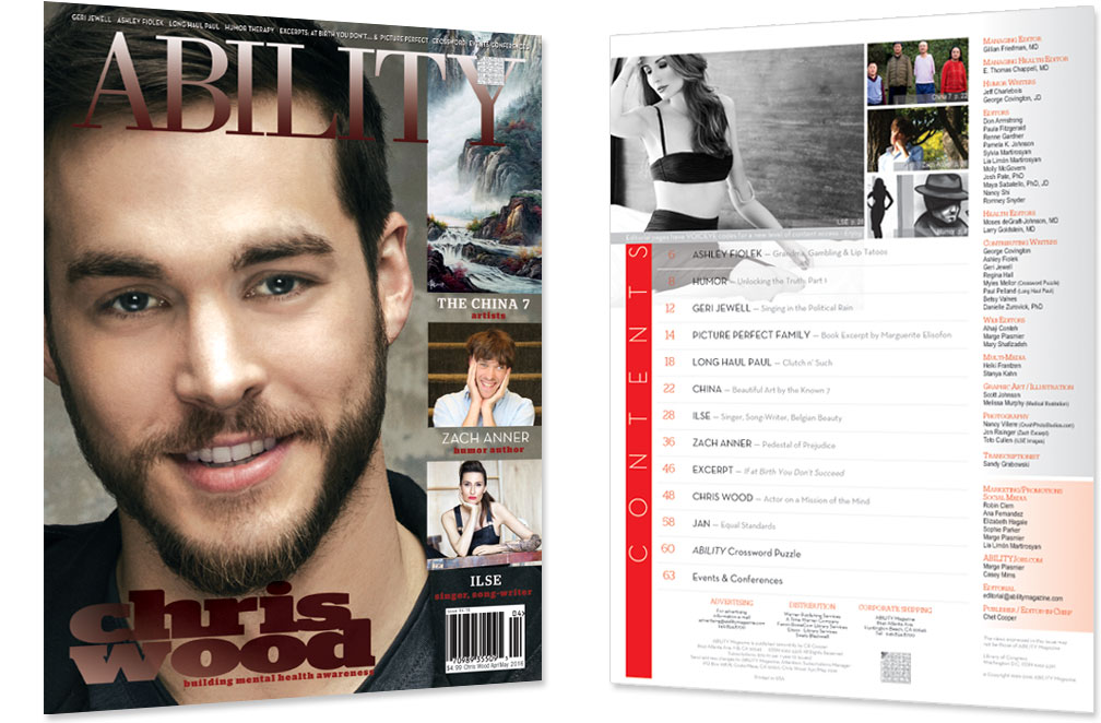 Chris Wood Issue