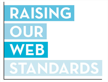 Raising Our Web Standards