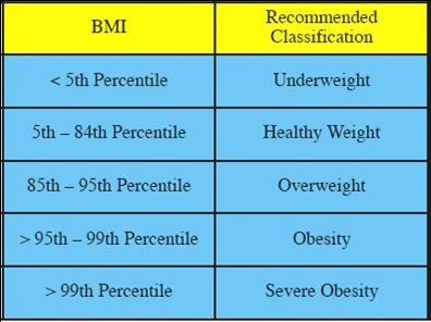 The Skinny On Obesity—Breaking Down the BMI