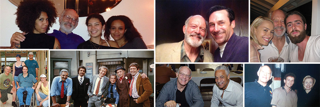 Max Gail, daughter, ABILITY House, Barney Miller cast, Chet Cooper and Hillary Clinton