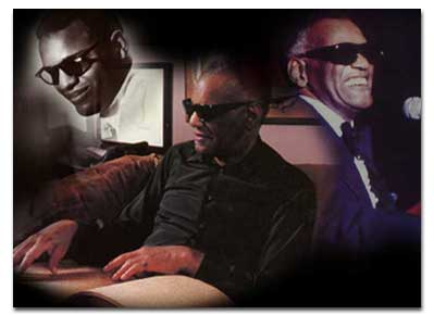 Ray Charles Collage